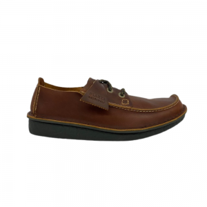 clarks Trek Veldt (Tan Leather)