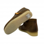 Clarks Wallabee Boot (beeswax leather)