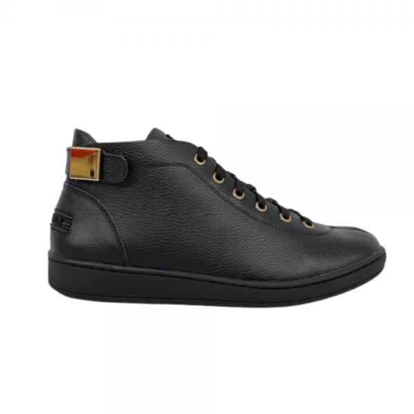 .Travel Fox Malibu (Black Leather)