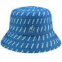 Kangol Rain Drop Bucket (Mykonos Blue)