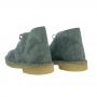 Ladies Clarks Desert Boot (Ocean Blue Suede)
