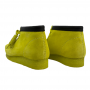 Clarks Wallabee Boot (Lime Suede)