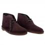 Clarks Desert Boot (Burgundy)