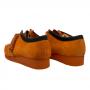 Clarks Wallabee Low (Orange)