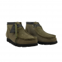 Clarks Wallabee Boot GTX (olive textile)