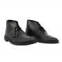 Clarks Desert Boot (Black Polished)