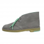 Clarks Desert Boot (Grey Combi)