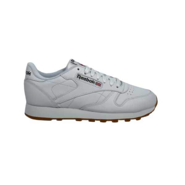 Reebok CL Leather (White/Gum)