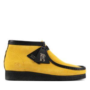 Clarks Wallabee Boot Jamaica (Yellow)
