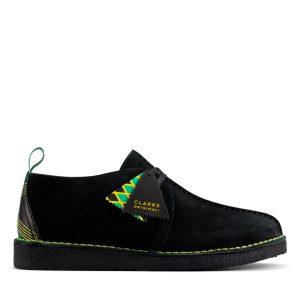 Clarks Jamaica Trek (Black/Multi)