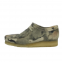 Clarks Wallabee Low (Off White Camo)