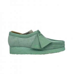 Clarks Wallabee low (Lilac Suede)