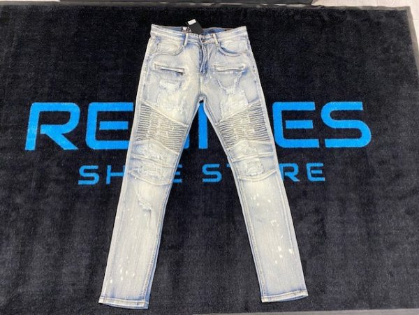 Waimea Skinny Pants (blue vintage)